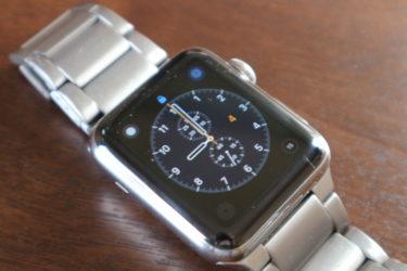 今、Apple Watch Series2に足りないもの ~発売から4年経って振り返る~