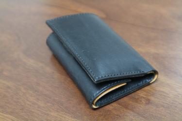 現金派にも合うミニ財布。エムピウのストラッチョ スペリオーレをレビュー。