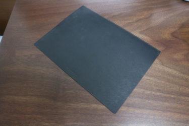 A4用紙を簡単に冊子化できるミニマルファイル「SLIT」レビュー