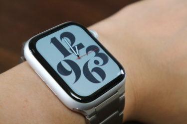 Apple Watch Series 6、1日使用レビュー。Series2より圧倒的に速い!