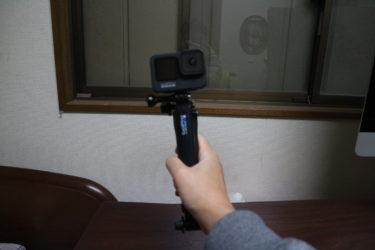 GoPro用自撮り棒「3-Way」、1台でカメラグリップ・延長アーム・三脚の3役