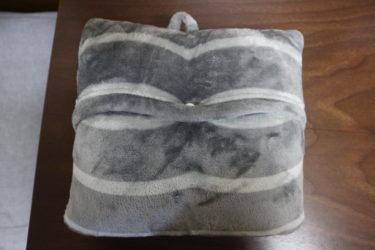 寒い冬はこれで乗り切れる!ニトリの「着る毛布」