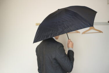最軽量級の折りたたみ傘・AmvelのPentagon72