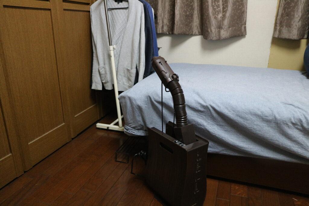 衣類乾燥やスポット暖房にも使える