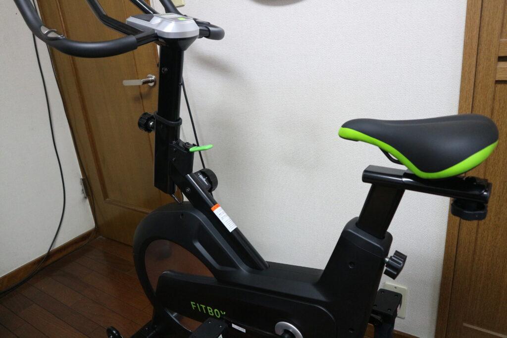 フィットネスバイク(エアロバイク)の種類
