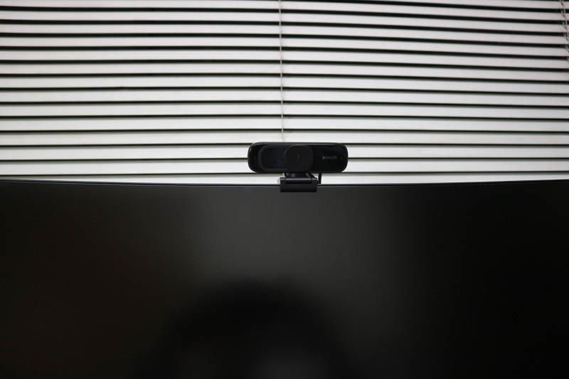 ウェブカメラ:Anker PowerConf C300