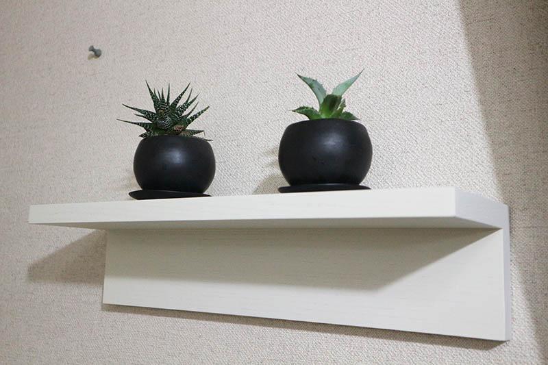 活用例3:シンプルに棚として使う