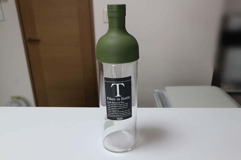 ハリオのフィルターインボトル