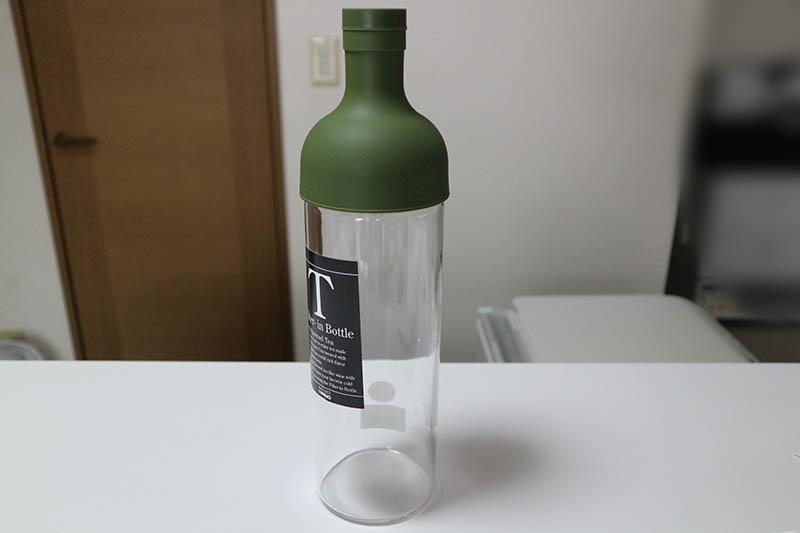 ハリオ・フィルターインボトルの概要